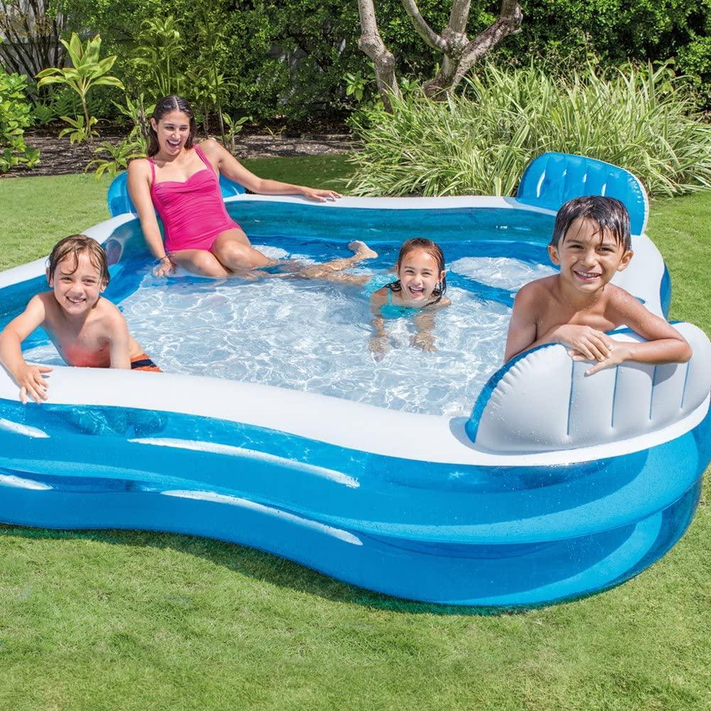 piscina lounge intex