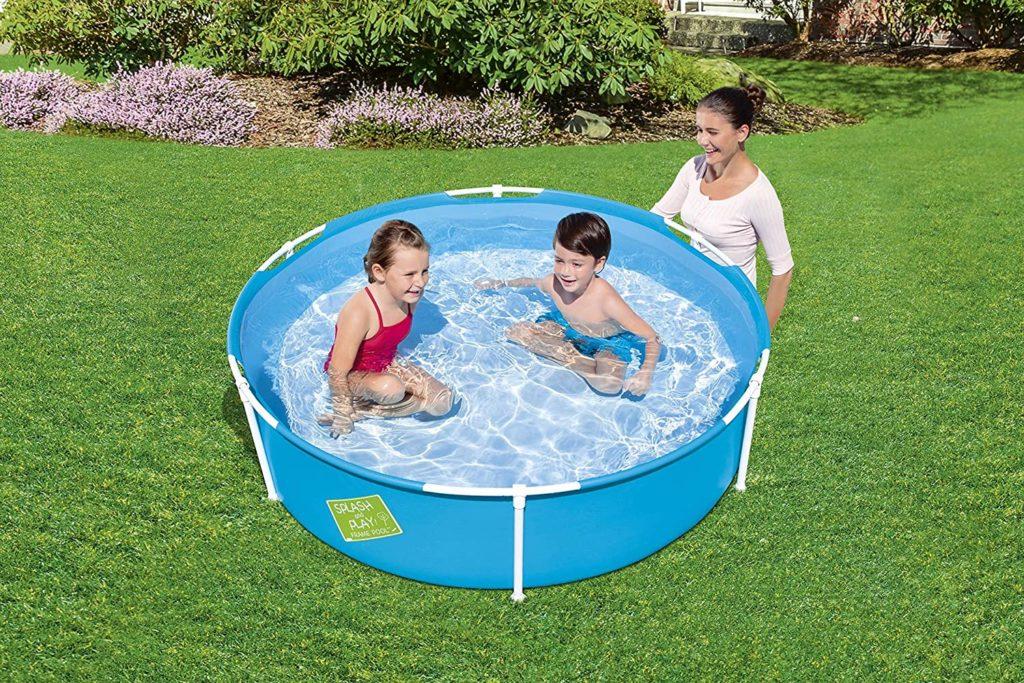 piscinas tubulares pvc infantil