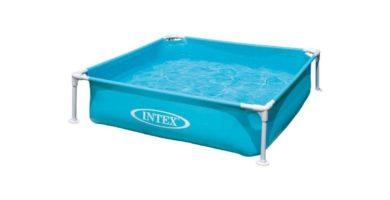 Comprar piscina desmontable pequeña