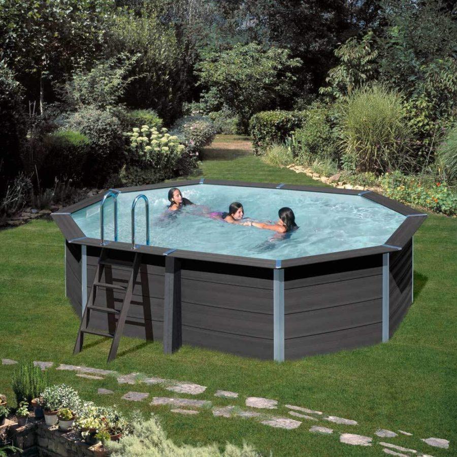 Composite piscina